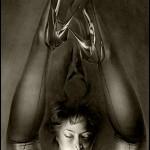 Поза камасутры «Эротический треугольник»