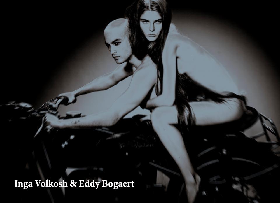 Inga Volkosh (Инга Волкош) модель с самыми длинными волосами