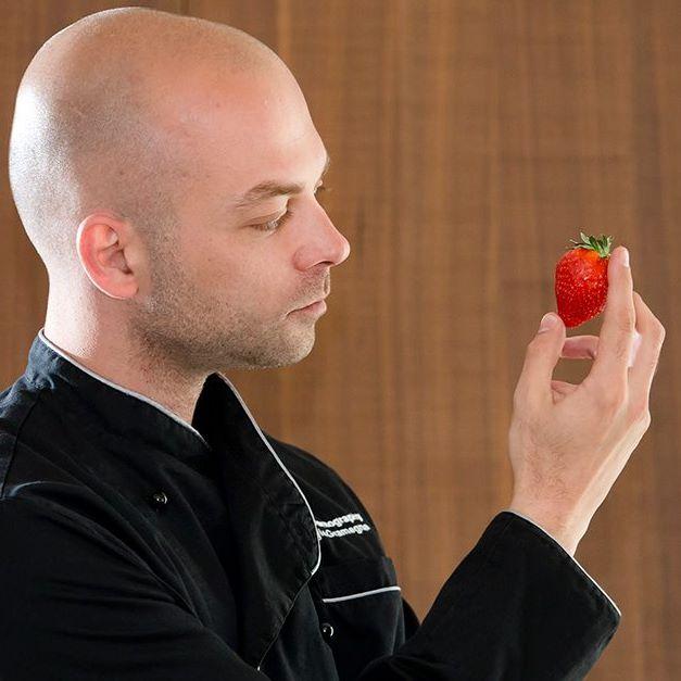 «Эротика на кухне» в кулинарном проекте Giorgio Gramegna «Food Pornography»