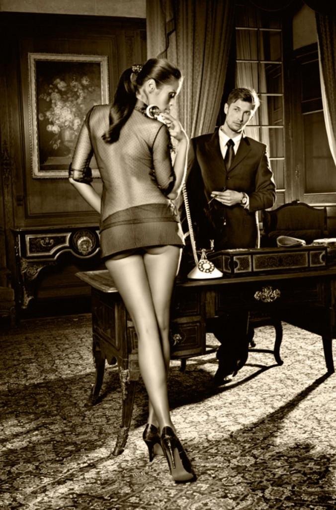 фото - ролевая игра для двоих: секретарша и босс