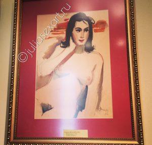 фото - эротические картины русских художников