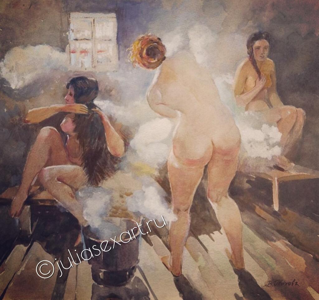 Рисунки секс порно от художников — photo 14