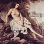 Эротический романтизм в живописи 19 века